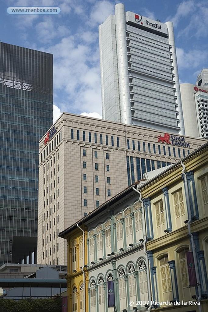 Singapur Chinatown Singapur