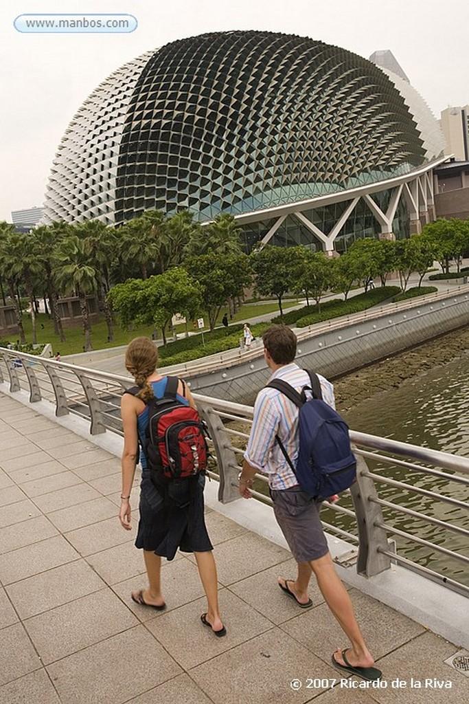 Singapur Clarke Quay Singapur