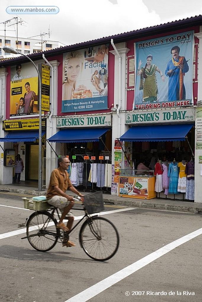 Singapur Little India-Rito hindú Singapur