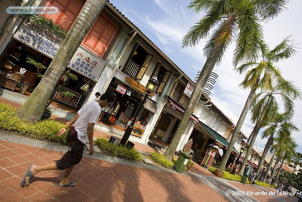Singapur Little India Singapur