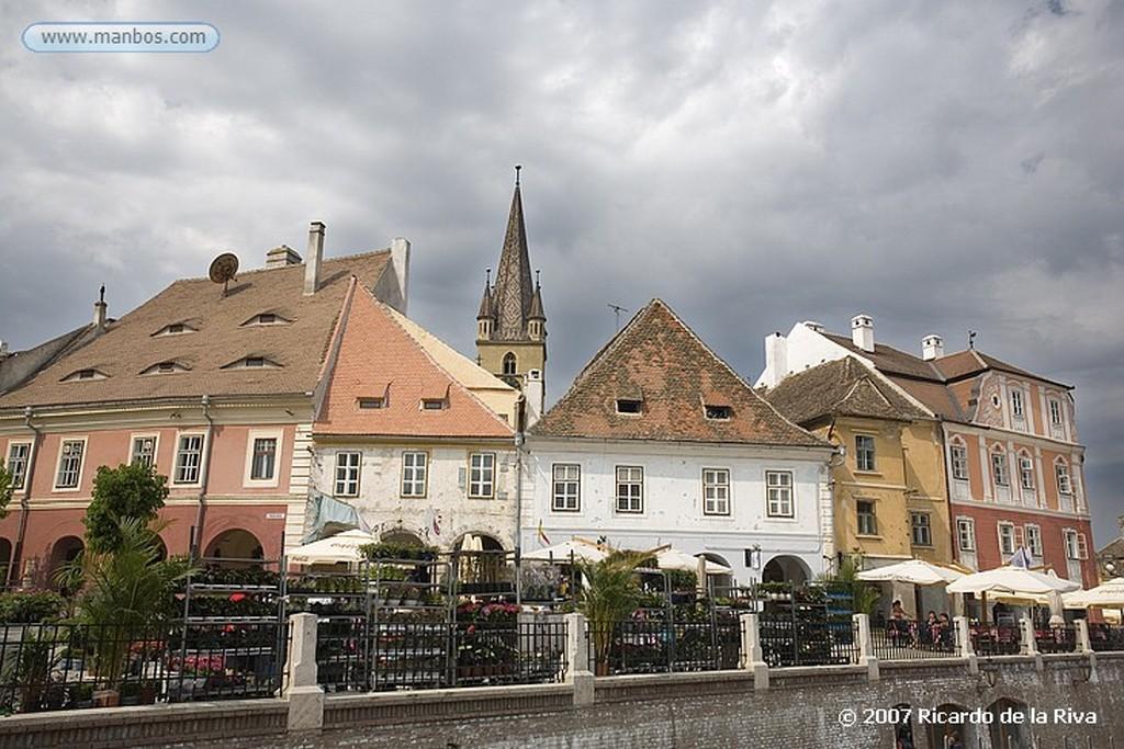 Sibiu Sibiu-Plaza Mayor Transilvania