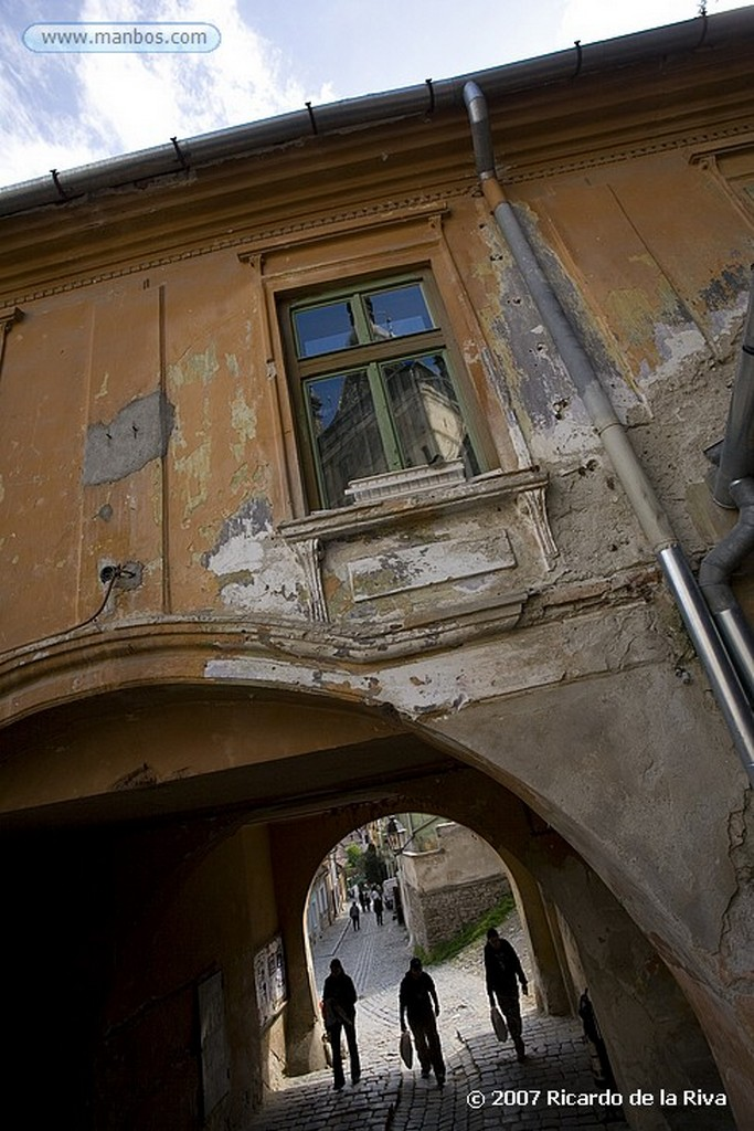 Sighisoara Sighisoara-Pasaje Transilvania