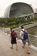 Esplanade Bridge, Singapur, Singapur