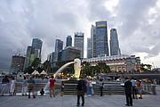 Merlion Park, Singapur, Singapur