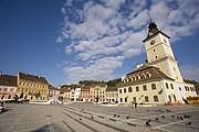 Foto de Brasov, Plaza Sfatului, Rumania - Brasov-Plaza Sfatului