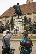 Foto de Cluj Napoca, Plaza Unirii, Rumania - Cluj Napoca-Plaza Unirii