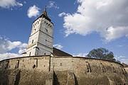 Iglesia Fortificada, Cristian, Rumania