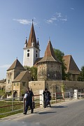 Photo of Cristian, Fortified Church, Romania - Iglesia Fortificada en Cristian