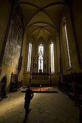 Iglesia Evangelica, Sibiu, Rumania