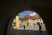 Plaza Mayor, Sibiu, Rumania