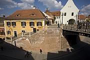 Puente de los Mentirosos, Sibiu, Rumania