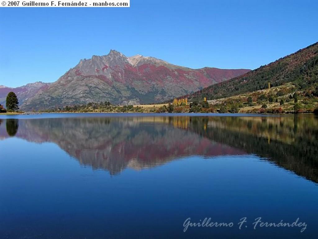 San Martin de los Andes Lago Paimun Neuquen