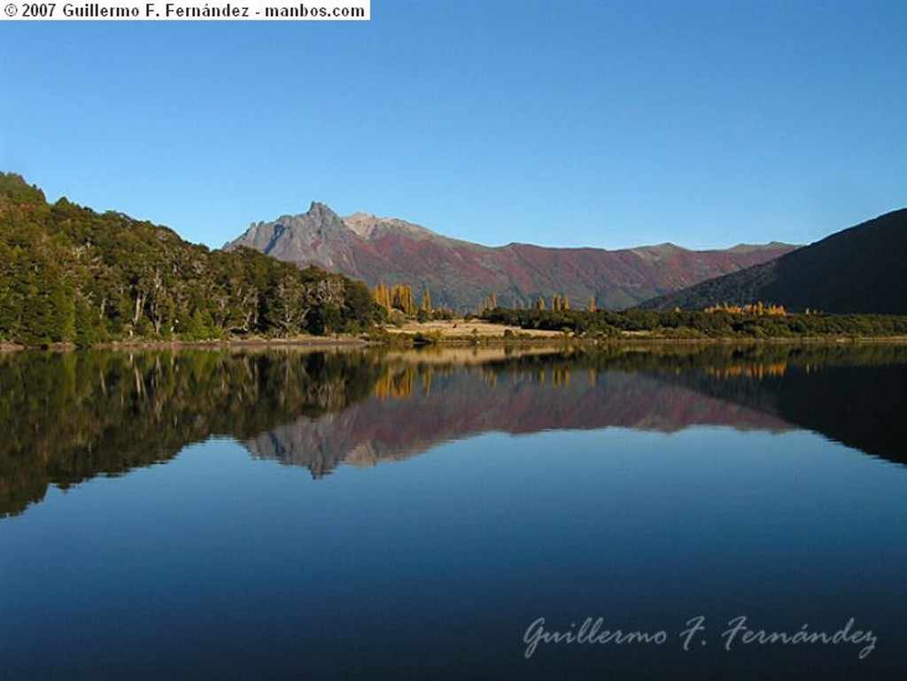 Foto de San Martin de los Andes, Neuquen, Argentina - Lago Paimun