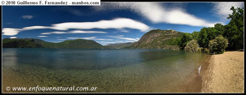 Meliquina Lago Meliquina Neuquen