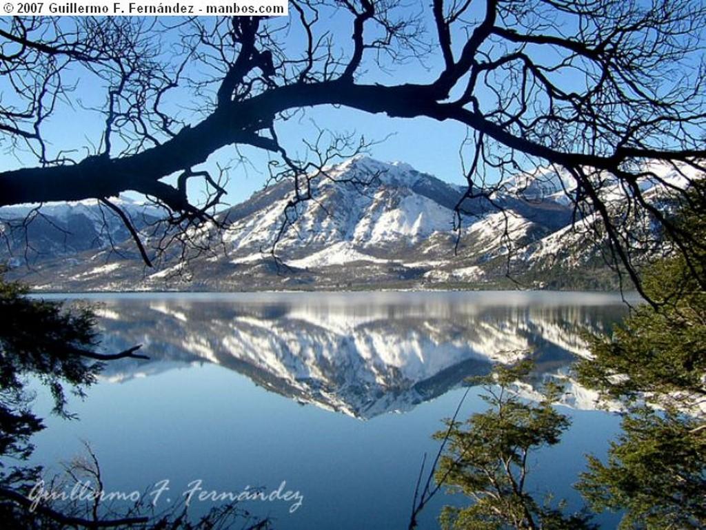 San Martin de los Andes Lago Meliquina Neuquen