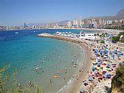 Camara Sony DSC-W290 Playa Este Benidorm henry ardila salcedo BENIDORM Foto: 27582