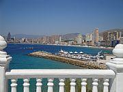 Camara Sony  DSC-W290 Playa Este desde el Balcon henry ardila salcedo BENIDORM Foto: 27592