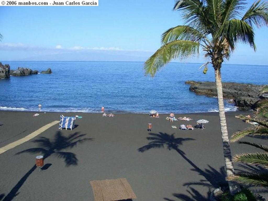 Tenerife Puerto de Santa Cruz Canarias