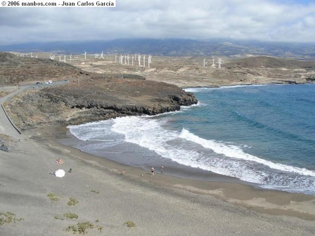 Tenerife Playa San Juan Canarias
