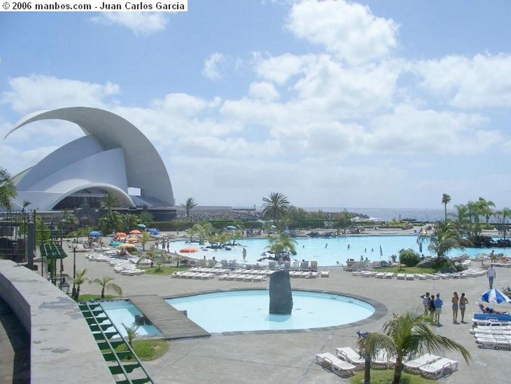 Tenerife Estacion y parque Canarias
