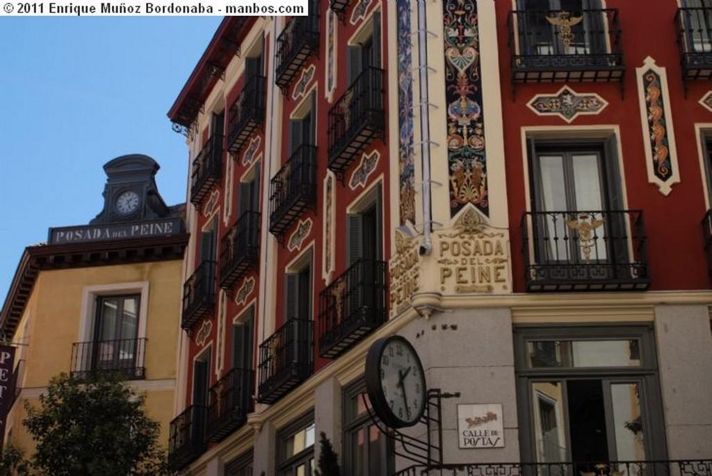 Madrid Posada del Peine Madrid