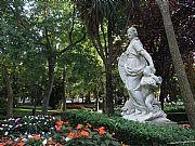 Parque de la Taconera, Pamplona, España