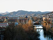 Puente de Oblatas, Pamplona, España