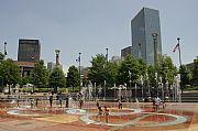 Centenial Park, Atlanta, Estados Unidos