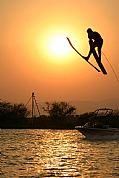 Tequesquitengo Volando al Sol<br>Foto: 5762