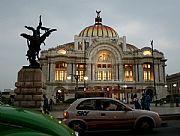 Camara Canon EOS 300D Palacio de Bellas Artes Eduardo Quiros Riesgo MEXICO D.F. Foto: 5764