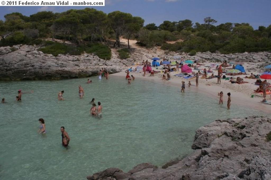 Menorca Cala Turqueta Menorca