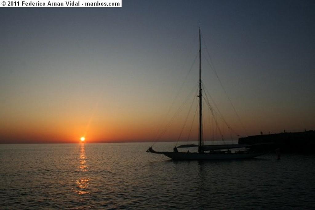Menorca Cala Mitxana Menorca
