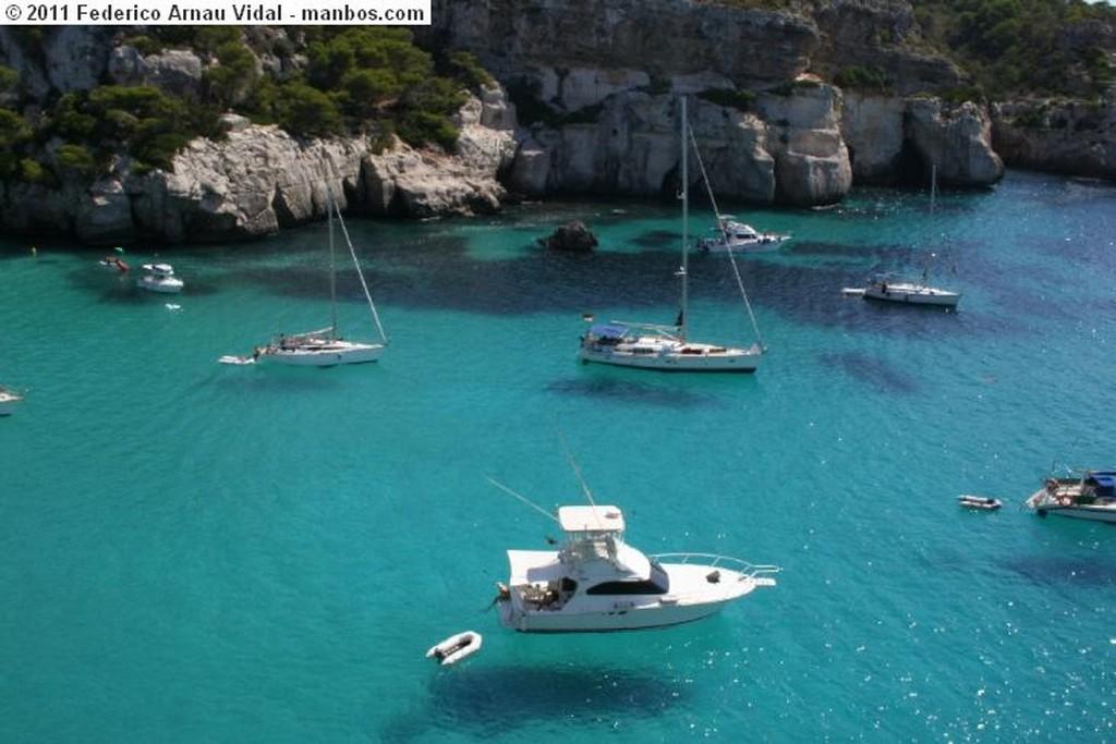 Menorca mar Menorca