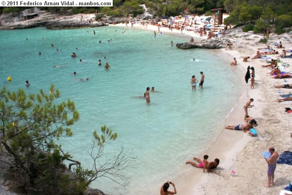 Menorca Calas del Norte Menorca