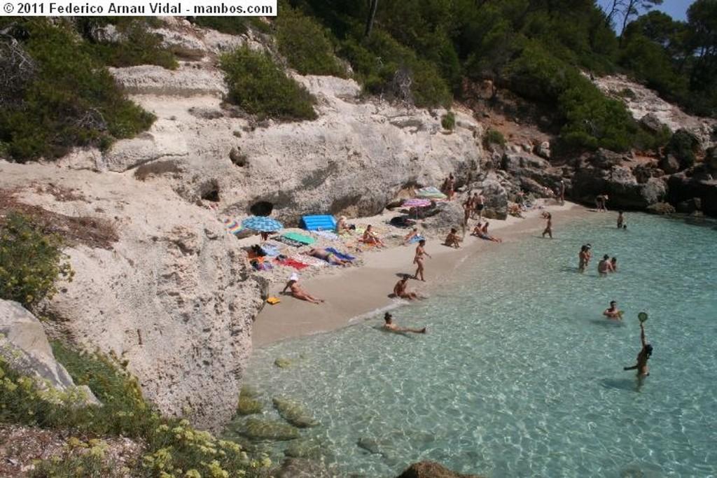 Menorca Naveta des Tudons Menorca
