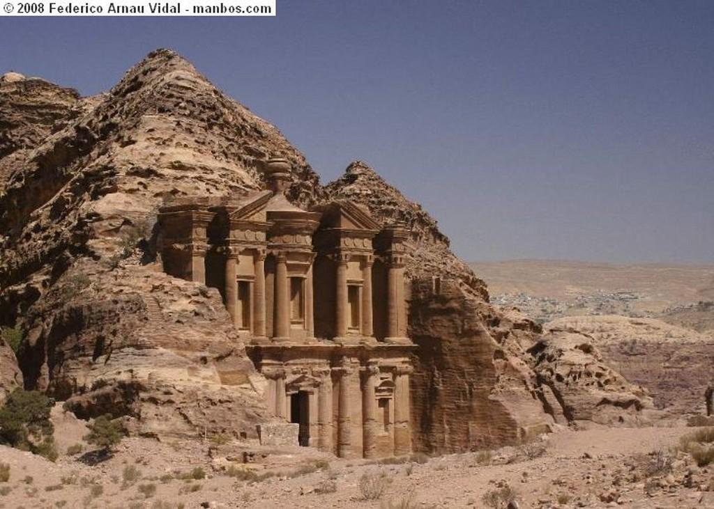 Petra desfiladero de Petra Petra