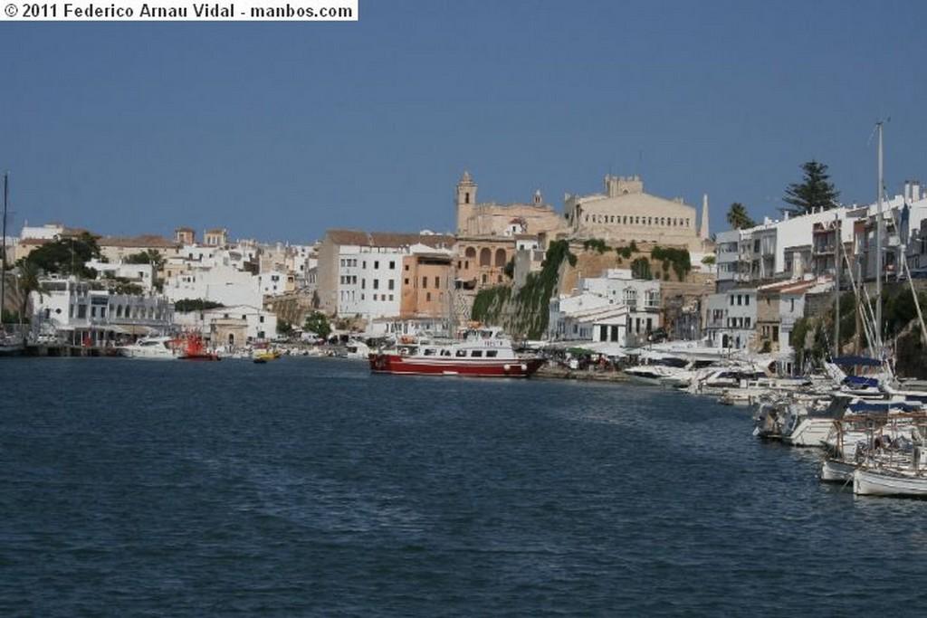 Menorca Cova En Xoroi Menorca