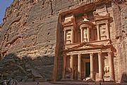 Desfiladero, Petra, Jordania