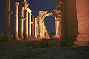 Camara Canon EOS 350D DIGITAL Palmira nocturna Federico Arnau Vidal PALMIRA Foto: 17423