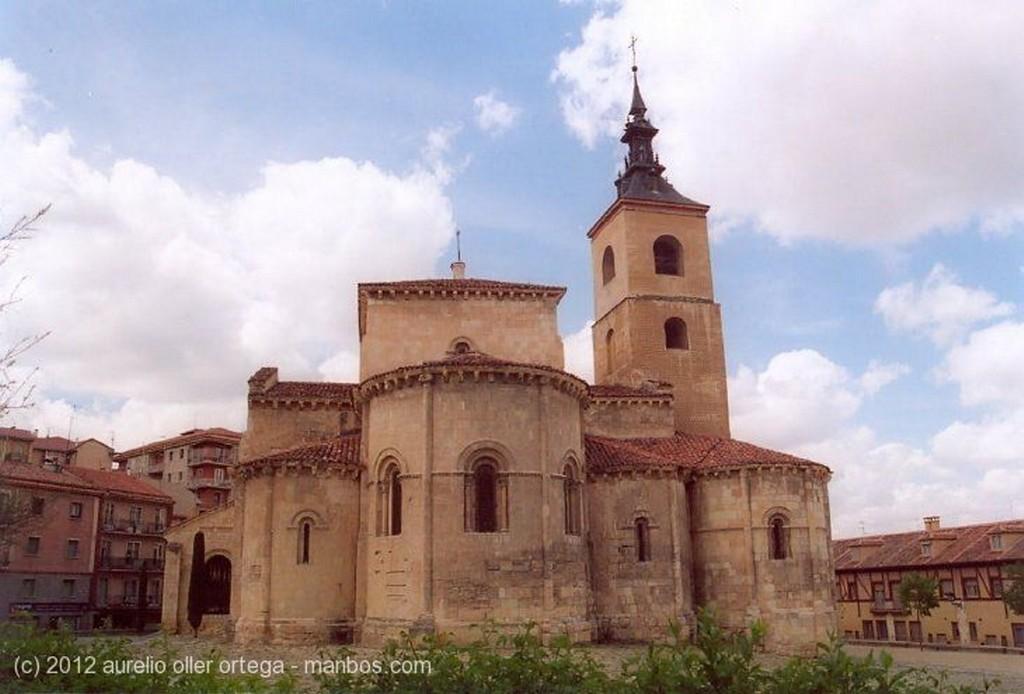 Sotosalbos Atrio de la hermita de Sotosalbos Segovia