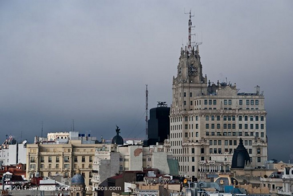 San Lorenzo de El Escorial Las Torres Madrid