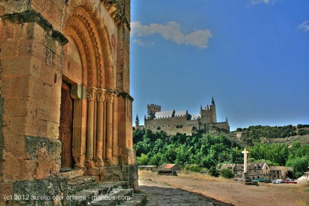 Pedraza Ermita Nuestra Señora de la Peña Segovia
