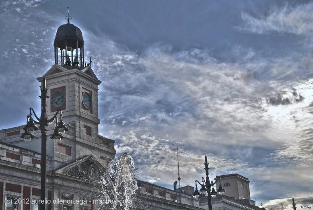 Madrid Estacion del Norte Madrid