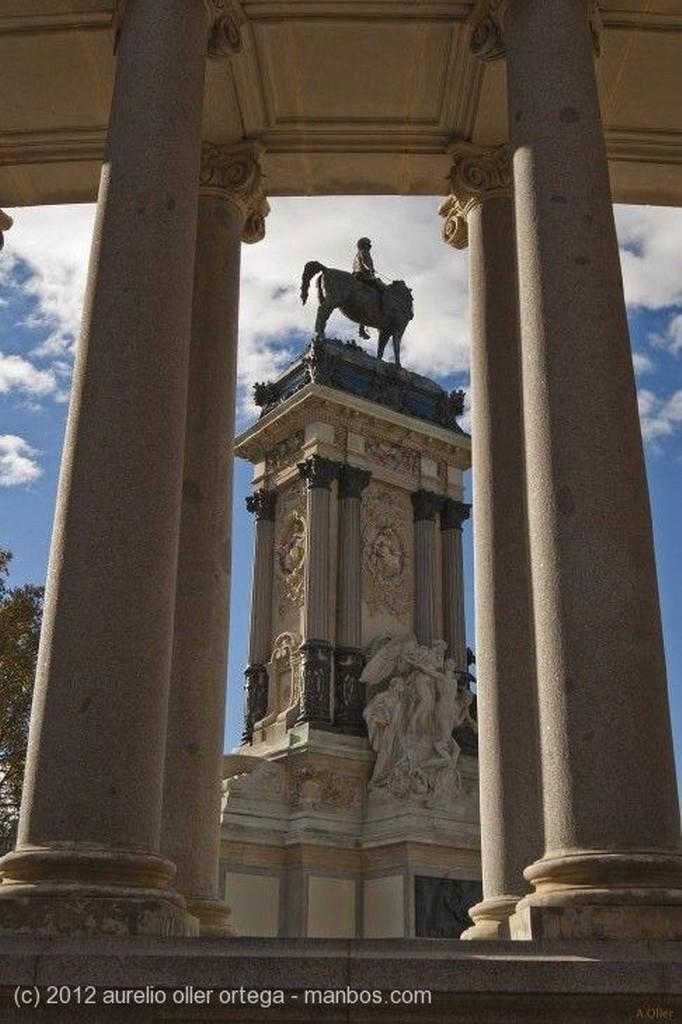 Madrid Interior Palacio de Cristal Madrid