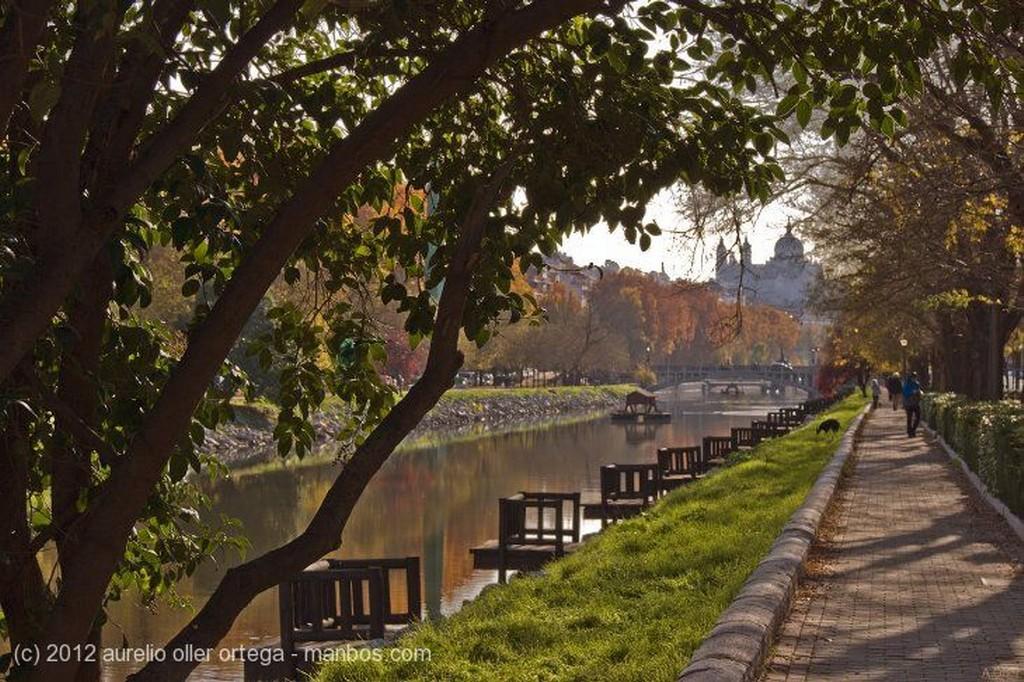 Madrid Puente de Los Franceses Madrid