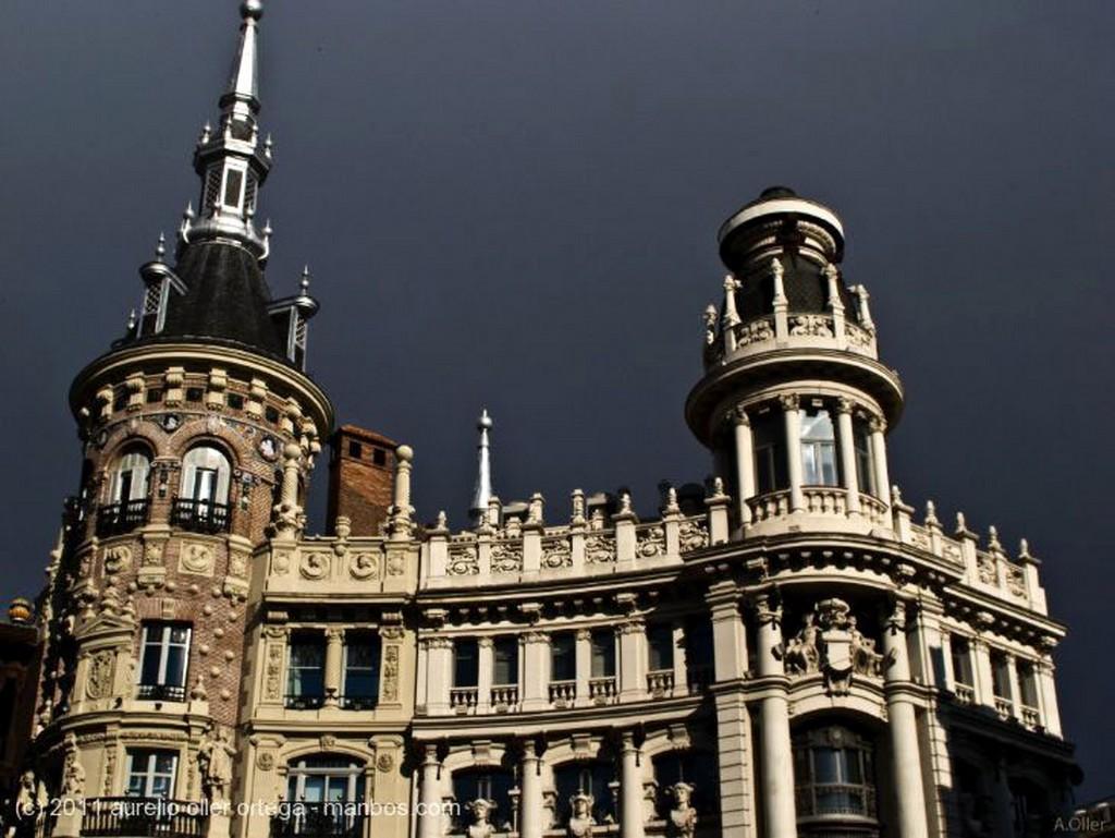 Foto de Madrid, Plaza de Canalejas, España - Edificio de la Pza de Canalejas