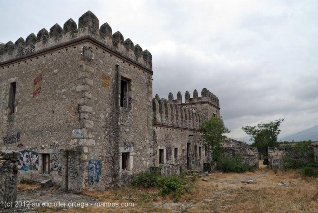 Alpedrete Ruinas del Castillo de Mataespesa Madrid