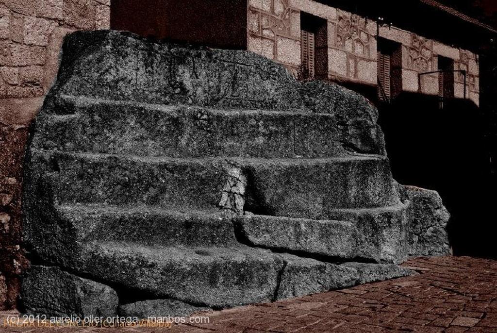 Alpedrete Castillo de Mataespesa Madrid