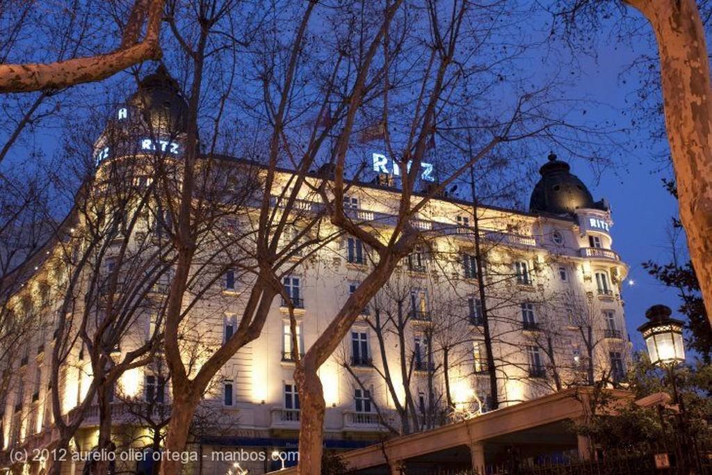 Madrid Paseo del Prado Madrid