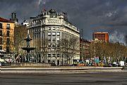 Pza- de Carlos V, Madrid, España
